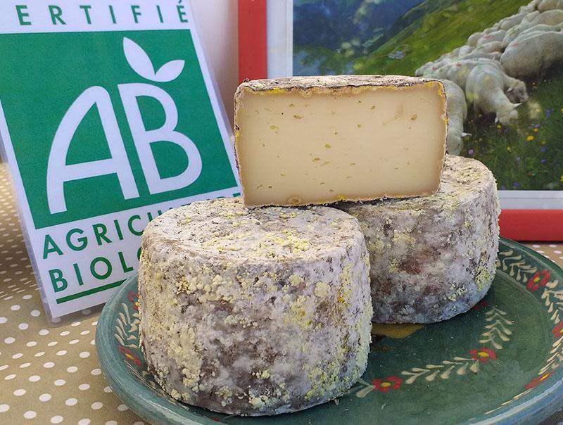 Bergerie de l'Eolienne, fromages bio de brebis ; partenaire de l'épicerie bio Rive-bio à annecy