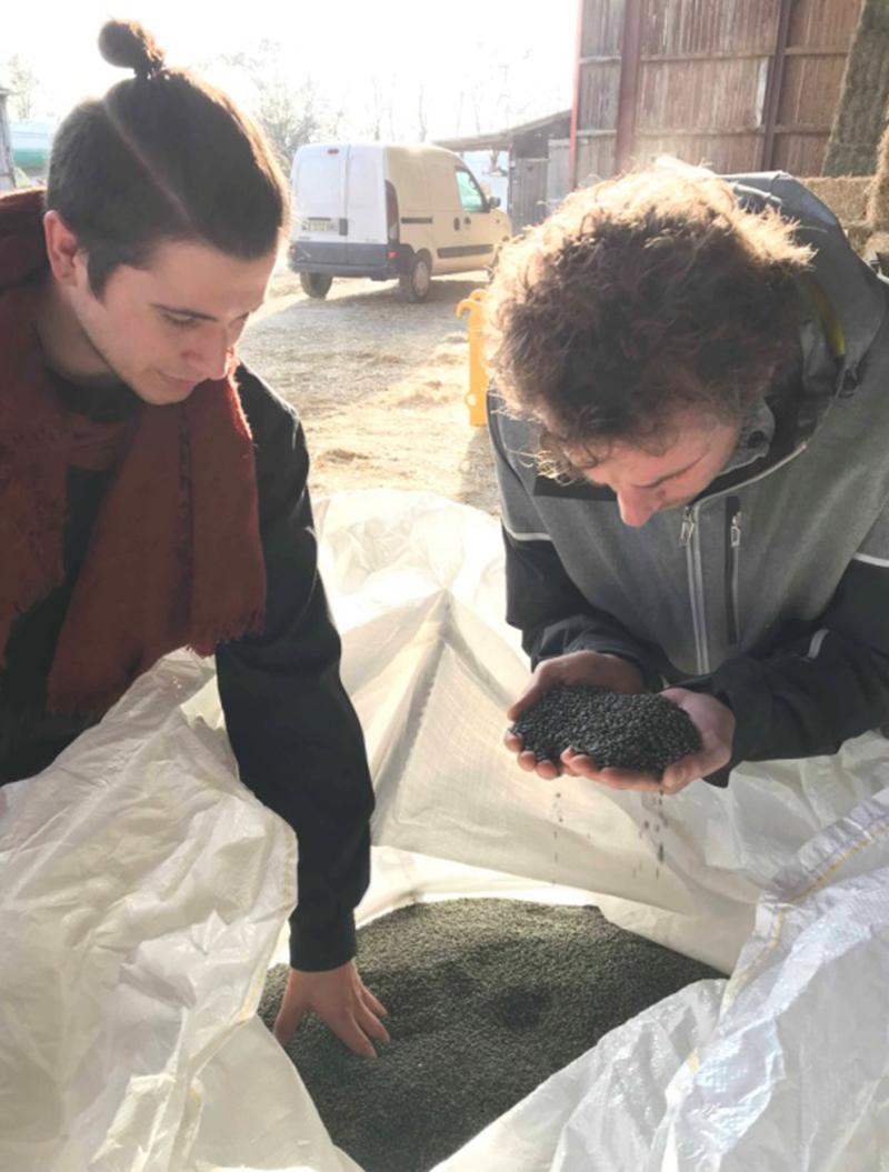 Le Regain - farine bio - partenaire de l'épicerie Rive-bio à Annecy